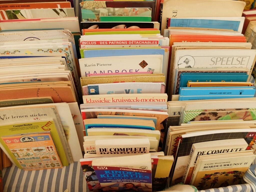 Handwerkboeken tweedehands