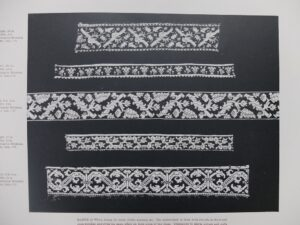 Italiaans borduurwerk 16e eeuw