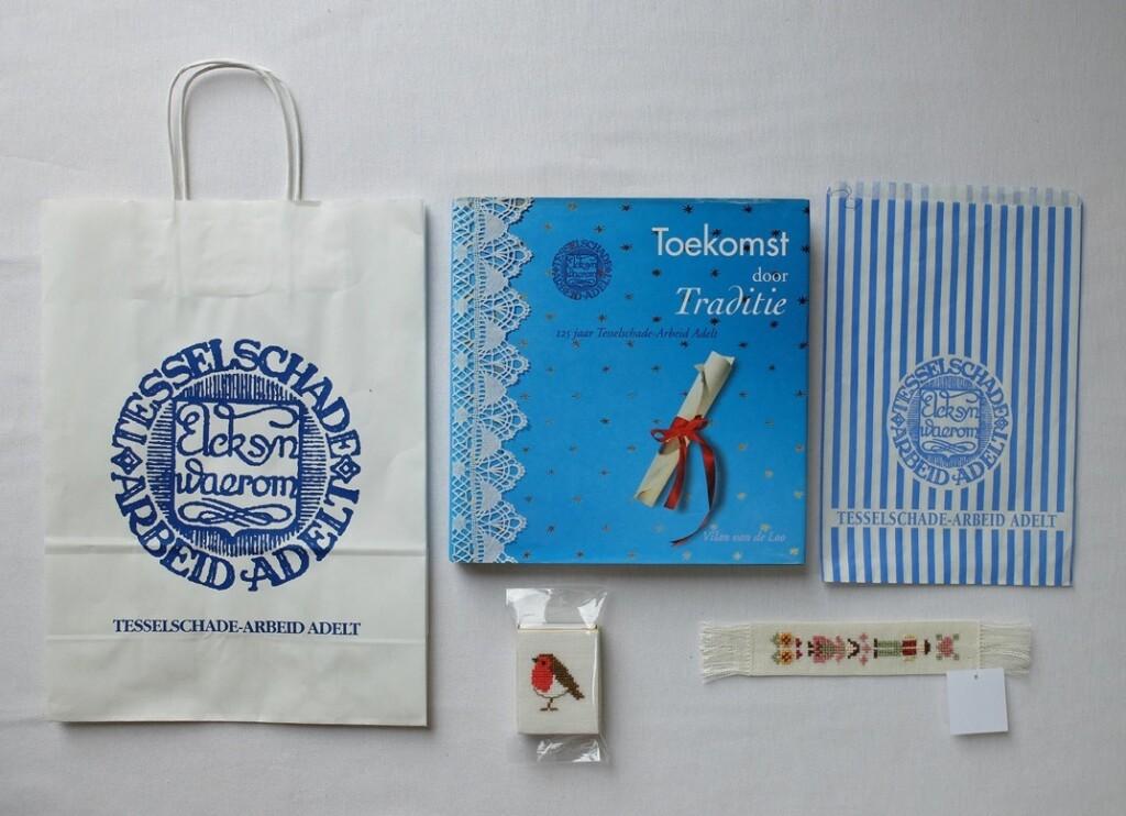 Boek Tesselschade Toekomst door traditie