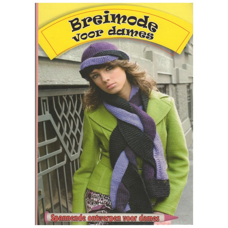 Boekje Breimode voor dames