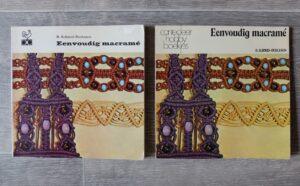 Boekjes Eenvoudig macramé