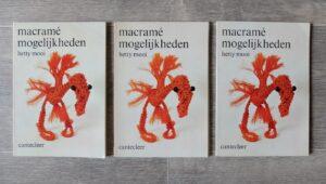 Boekjes Macramé mogelijkheden