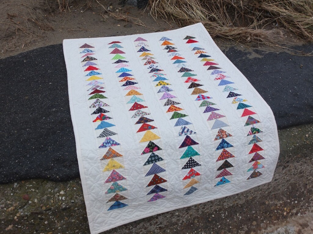 Quiltje Flying Geese