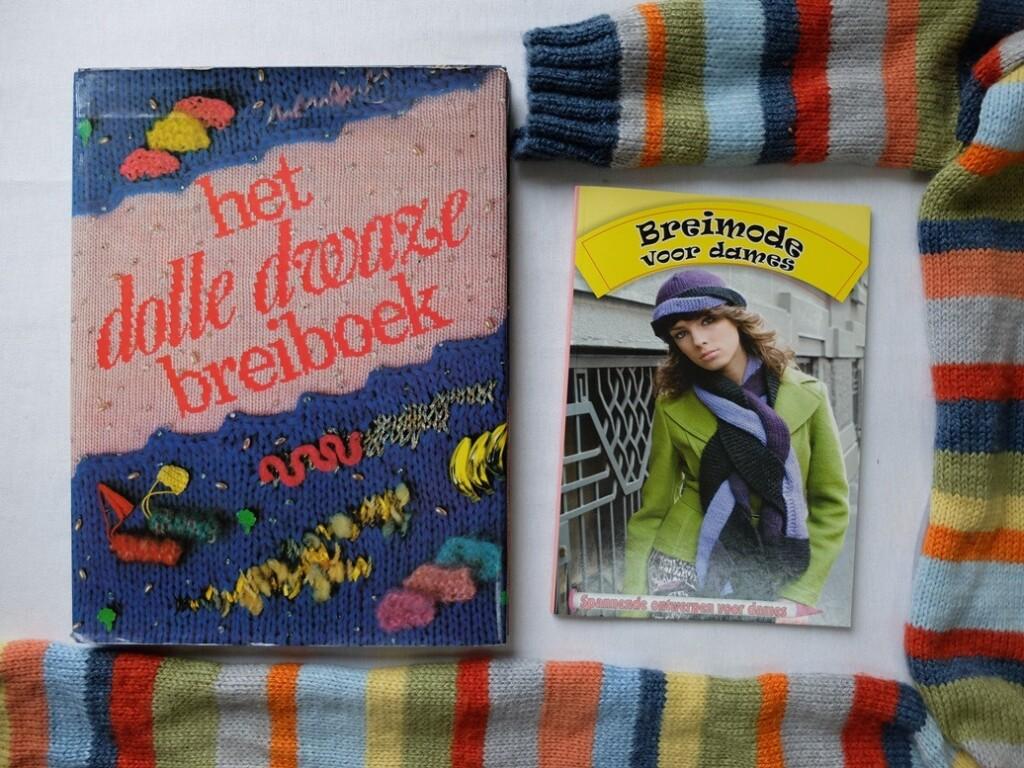 Twee breiboeken