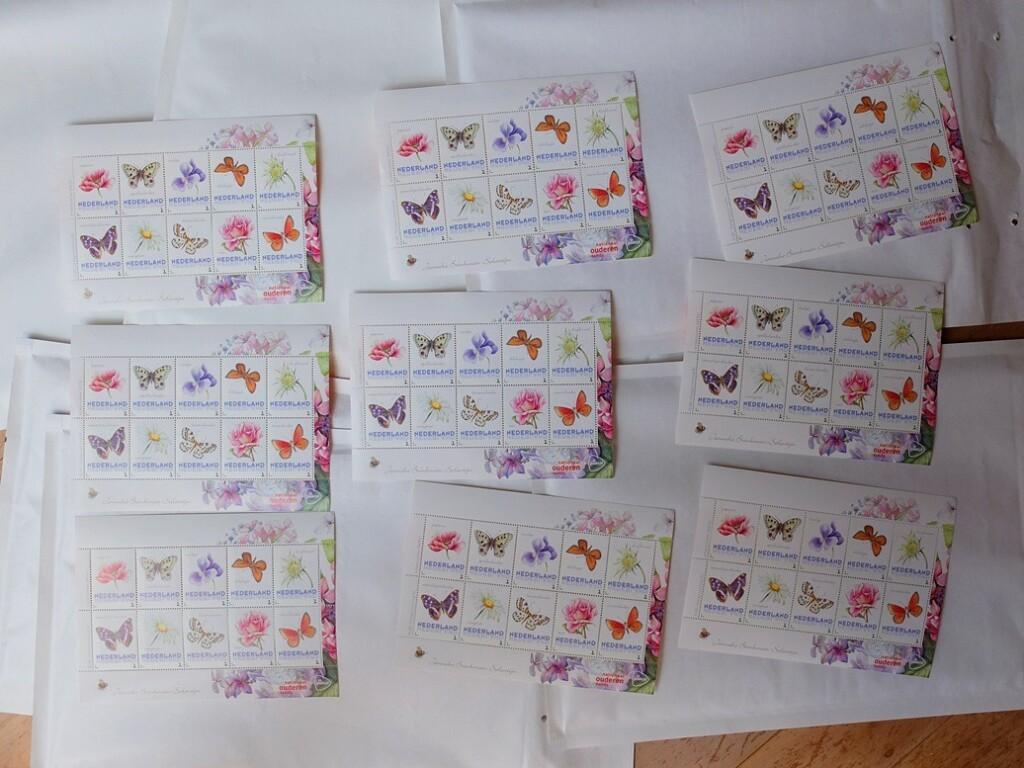 postzegels Janneke Brinkman
