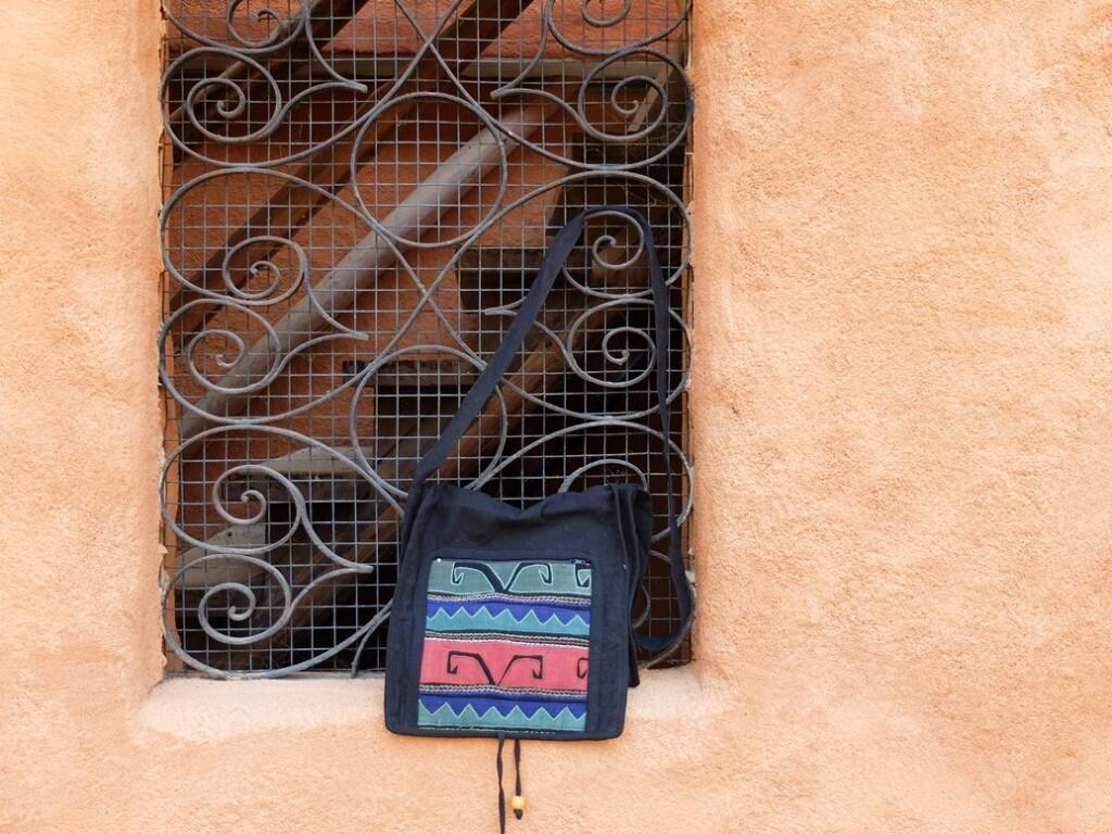 tas voor raamwerk in Burgers-Desert
