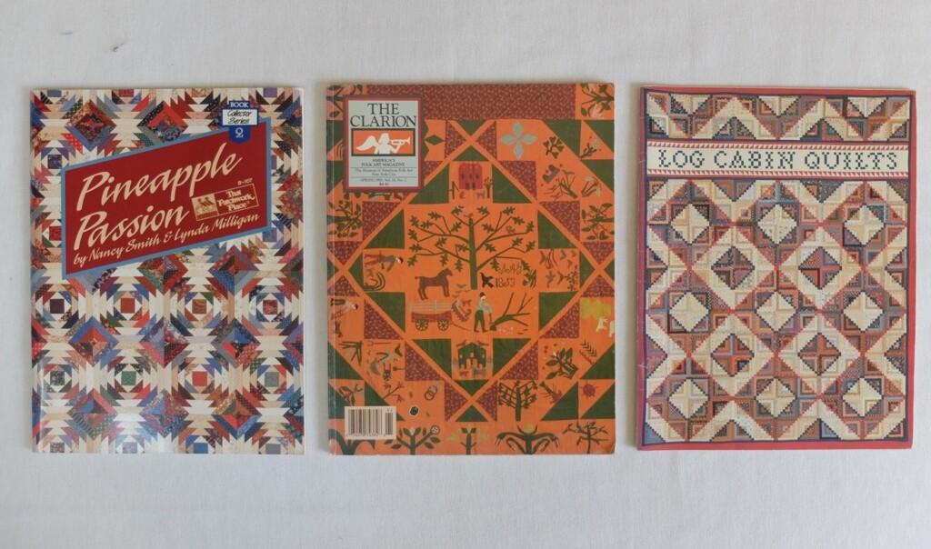Amerikaanse quiltboeken