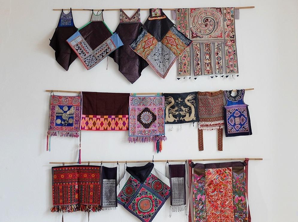 Chinees handwerk collectie Mieke Gorter