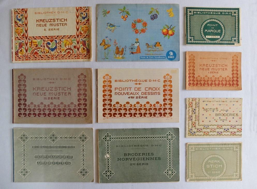 DMC-boeken