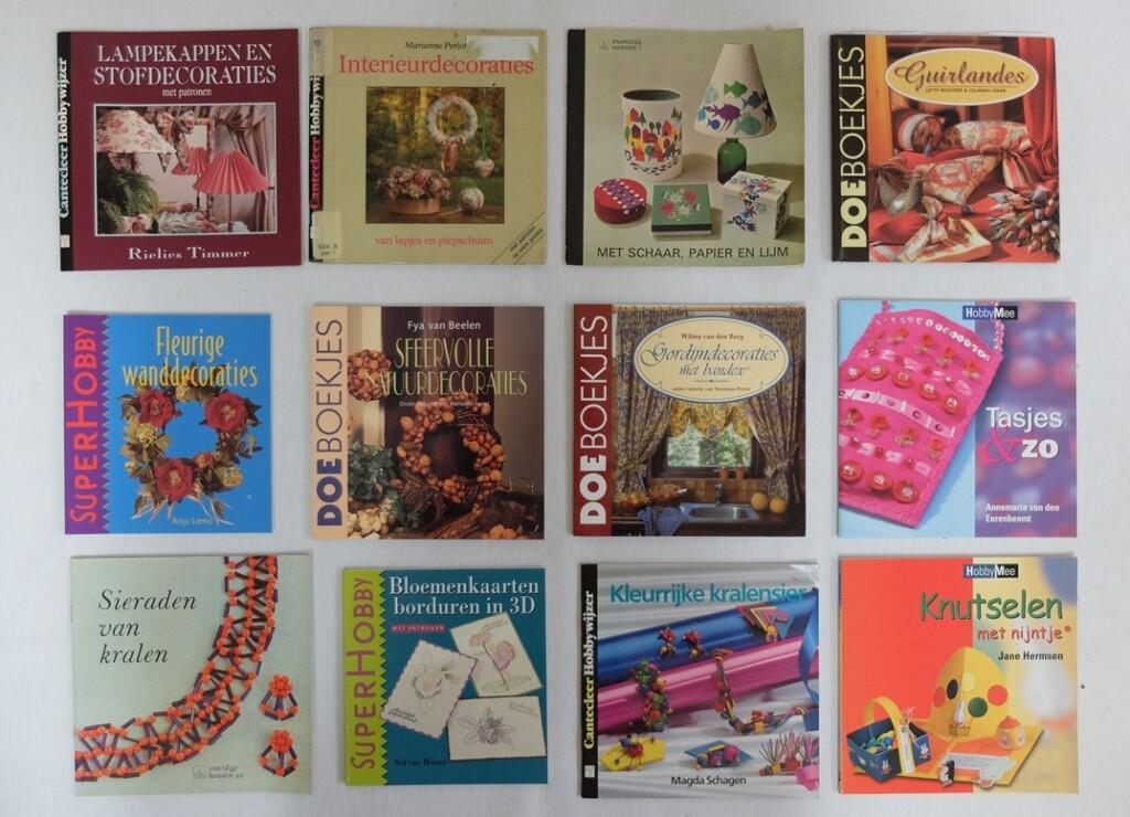 Doeboekjes uit negentiger jaren