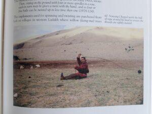 Foto uit boek Living Fabric