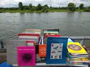 Handwerkboeken langs de IJssel