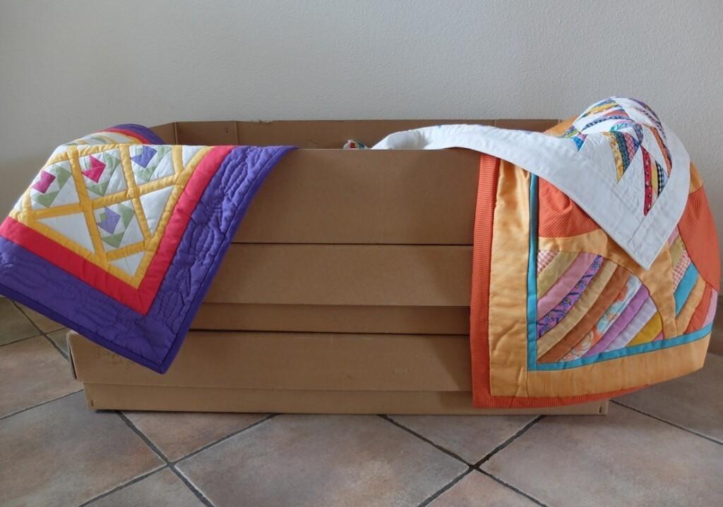 Museum dozen voor quilts