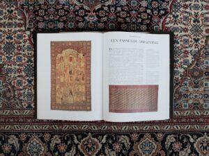 Pagina uit boek-Geschiedenis van het Perzische tapijt