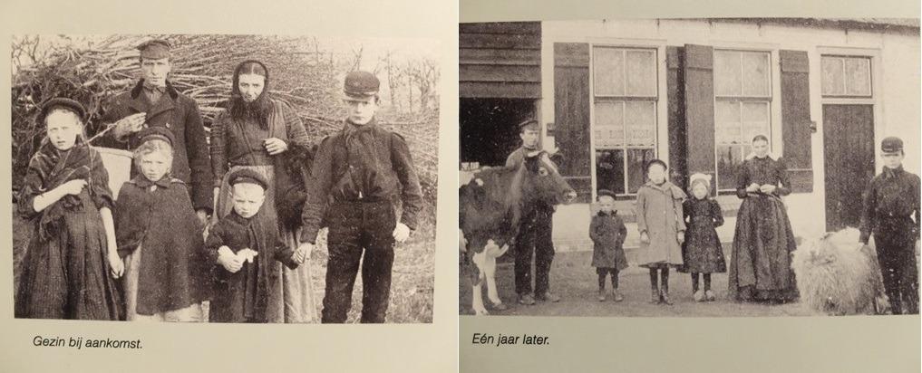 Paupers foto's Frederiksoord