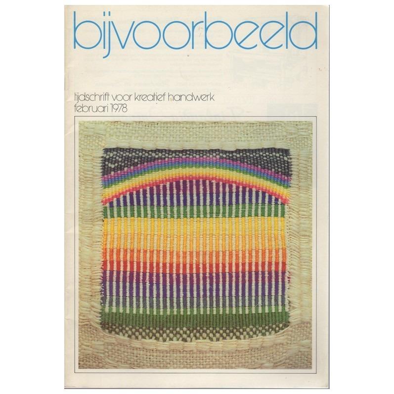 Tijdschrift Bijvoorbeeld februari 1978