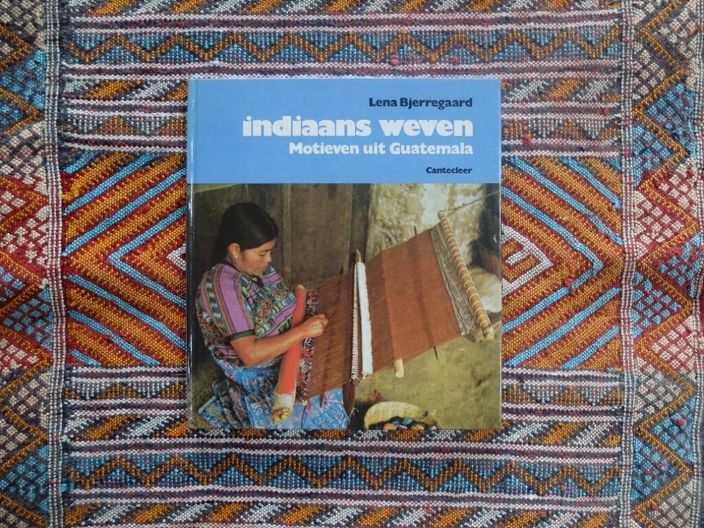 Boek Indiaans weven