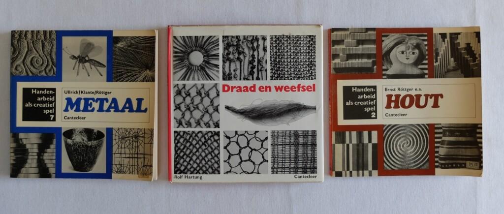 Boeken Handenarbeid als creatief spel