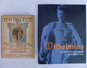 Boeken over Wilhelmina