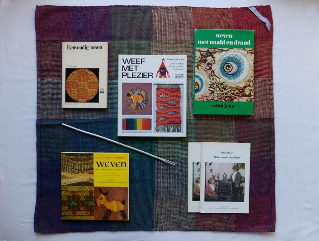 Boeken over weven