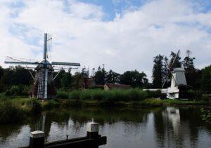 Molens op Openluchtmuseum Arnhem