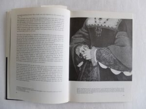 Pagina uit boek Zwart wit werk