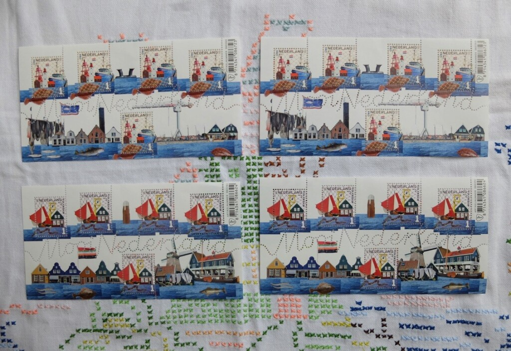 Postzegels mooi Nederland