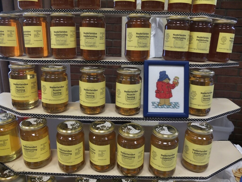 beertje paddington bij honing