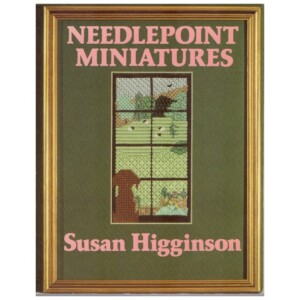 Boek Needlepoint miniatures