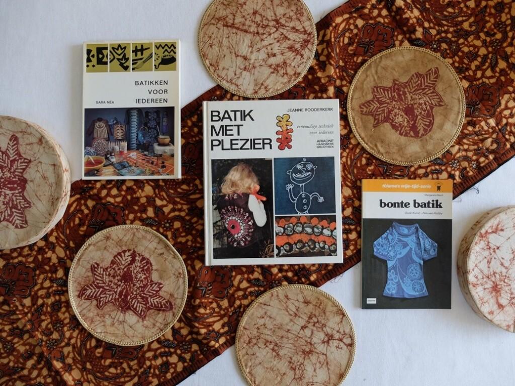 boeken batik