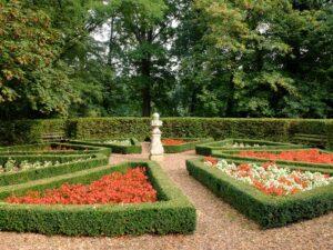 Formele tuin Havezate Oosterhof Rijssen