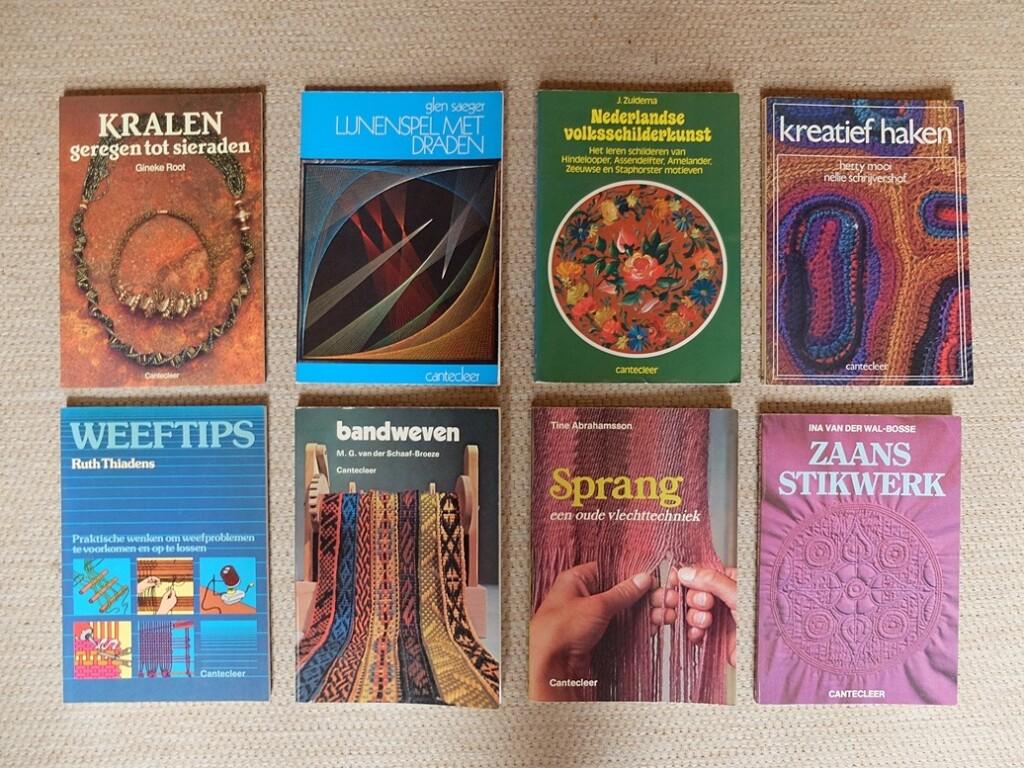Handwerkboekjes Cantecleer