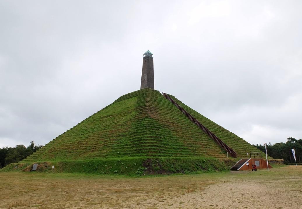 Pyramide Van Austerlitz Adres