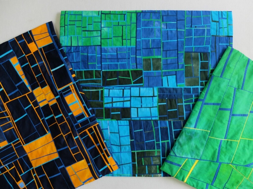 Quilts van Mieke Schabbing