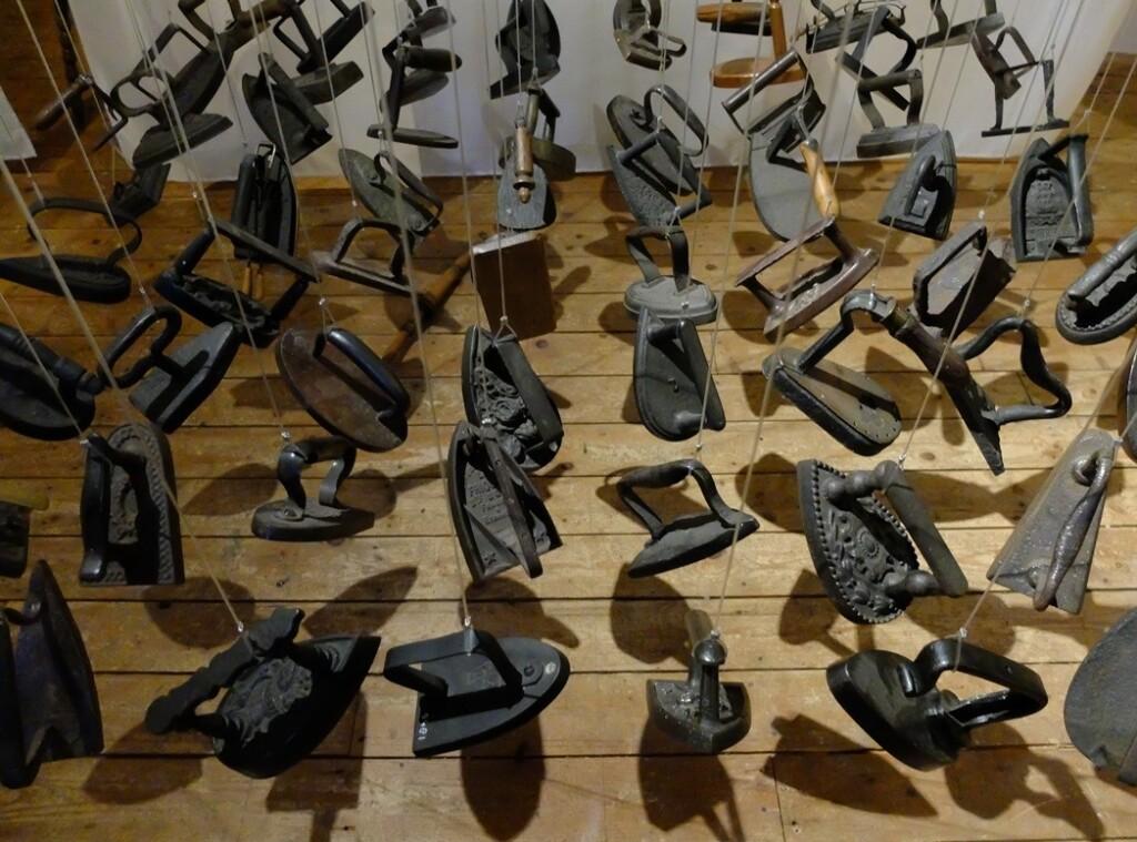 strijkijzers museum Rijssen
