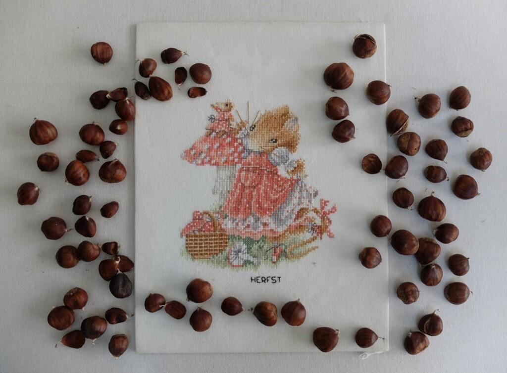 Vera de muis Herfst