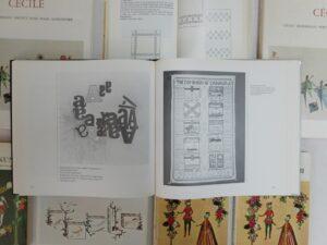 pagina uit boek als naalden dromen