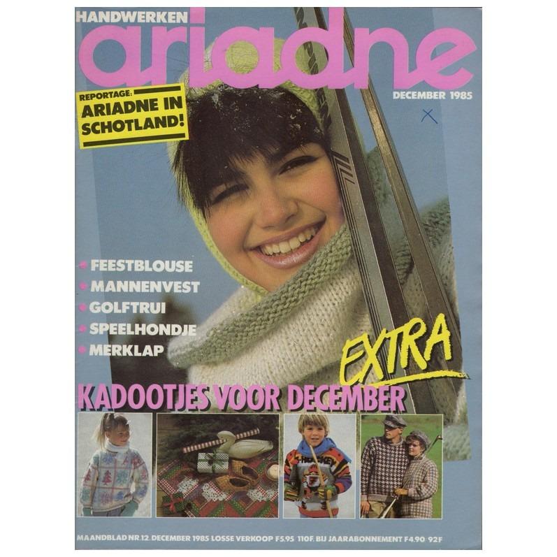 Ariadne december 1985
