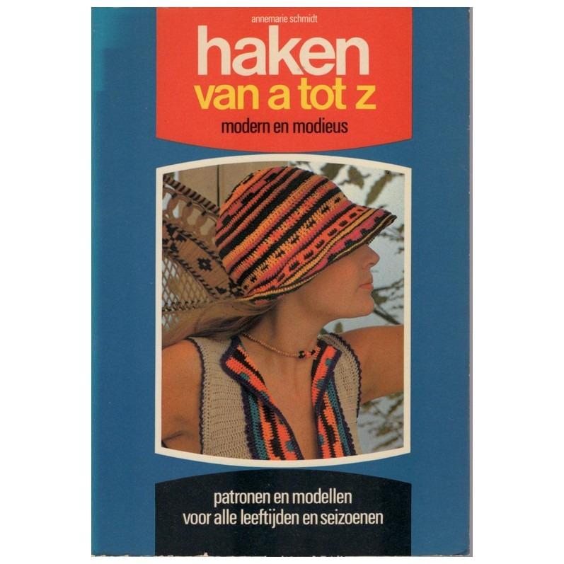 Boek Haken Van A Tot Z