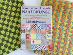 Boek nieuwe wereld naaldkunst