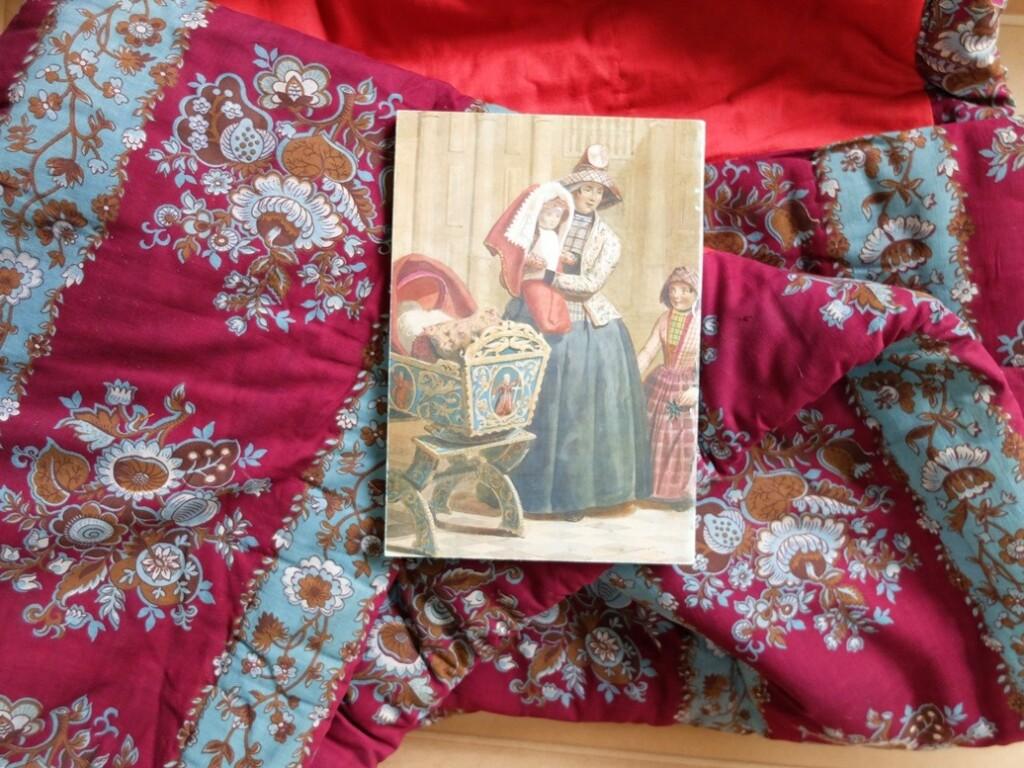 Boek onder de dekens tussen de lakens