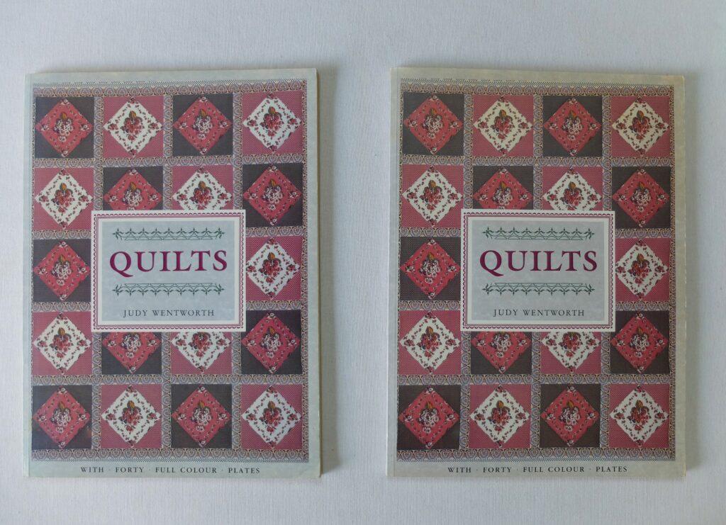 boeken quilts