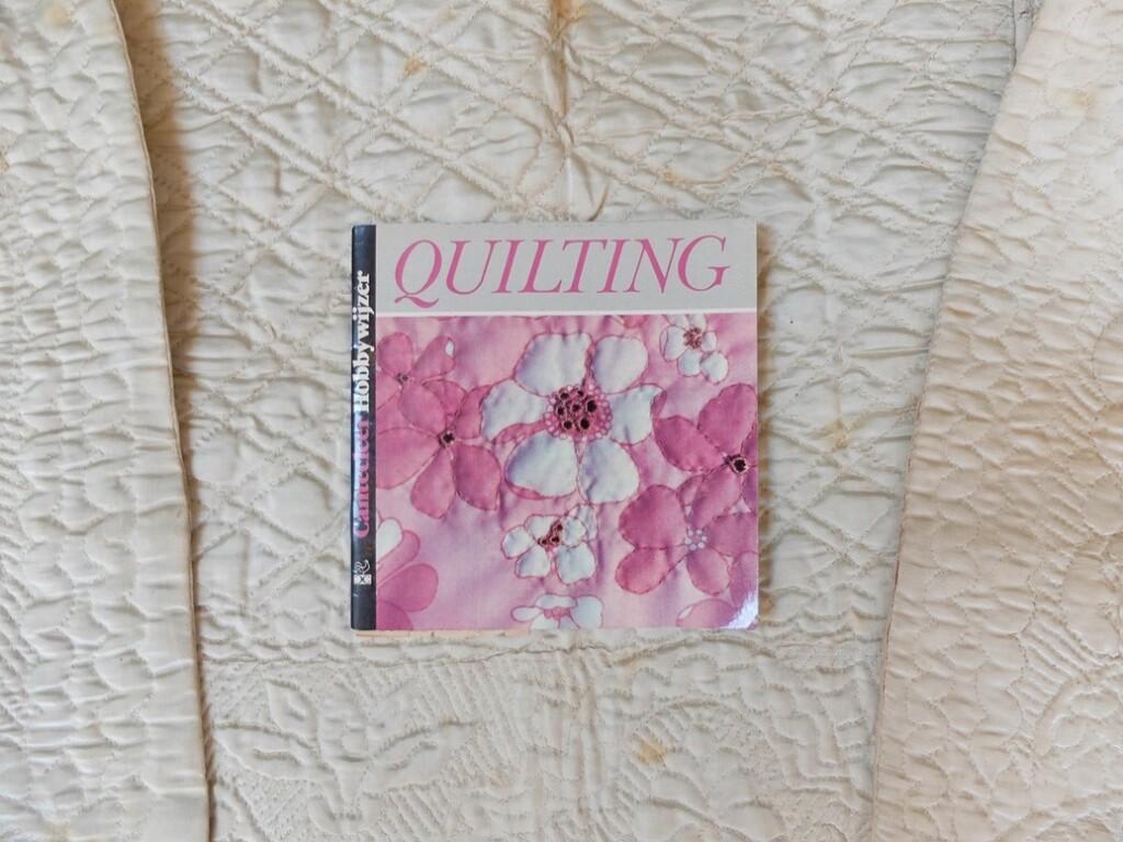 Boekje quilting