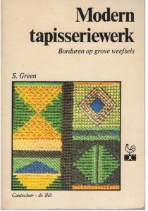 Boekje modern tapisserie