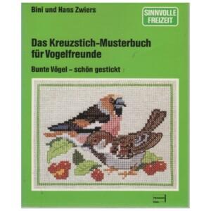 Das Kreuzstich Musterbuch fur Vogelfreunde