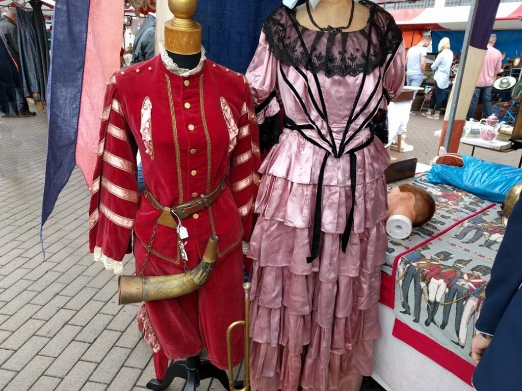 oude kostuums
