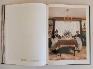 Pagina uit boek Voor Goed