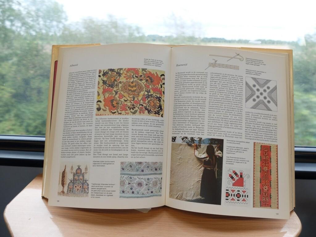 Pagina uit het grote folkloreboek