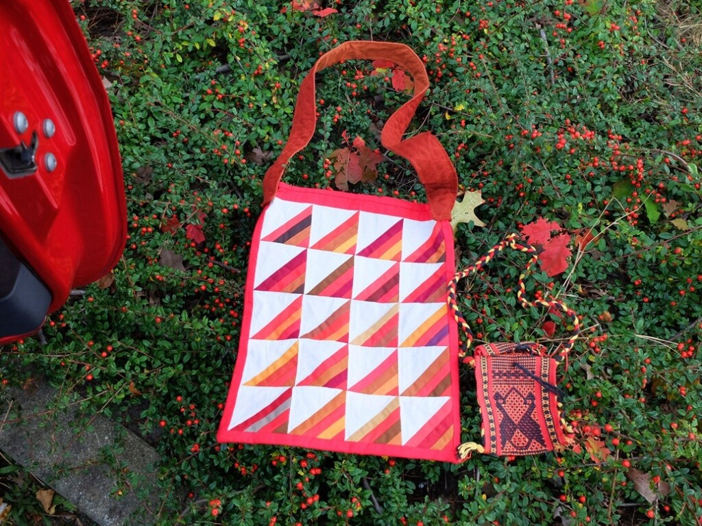 Tas roman stripes