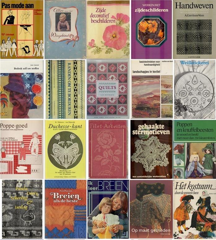 Tweedehands handwerkboeken